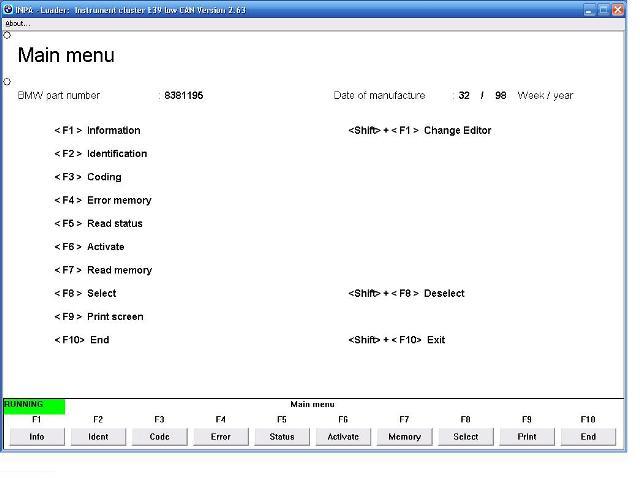 Адаптер для работы с программой BMW Inpa Ediabas.  Цена 6.000 руб.